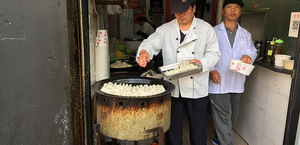 Top 5 Food Experiences In China