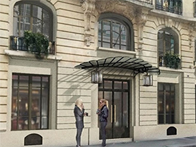 2 Nights In An Exclusive & Luxurious Parisian Mansion Hotel