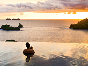 2 Nights At Casa Chameleon Hotel At Las Catalinas In Costa Rica