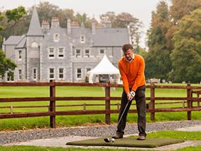 4 Nights At Mount Falcon Estate, Ballina. Co. Mayo. Ireland