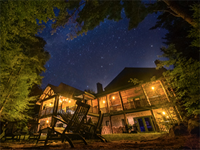 3 Nights Stargazing At Trout Point Lodge of Nova Scotia, Canada