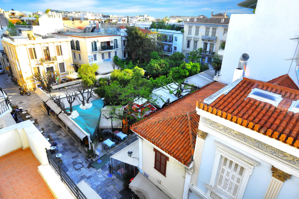 Best 3 Budget Hotels in Athens