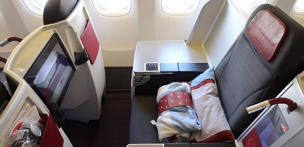 Best Business Class: Lufthansa, Swiss, Austrian, Eurowings Vs Brussels Airlines?