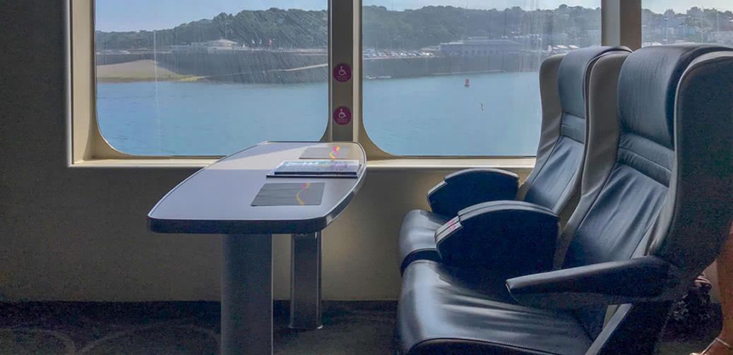 Condor Ferries Reviews: Ocean Plus Vs Ocean Traveller?