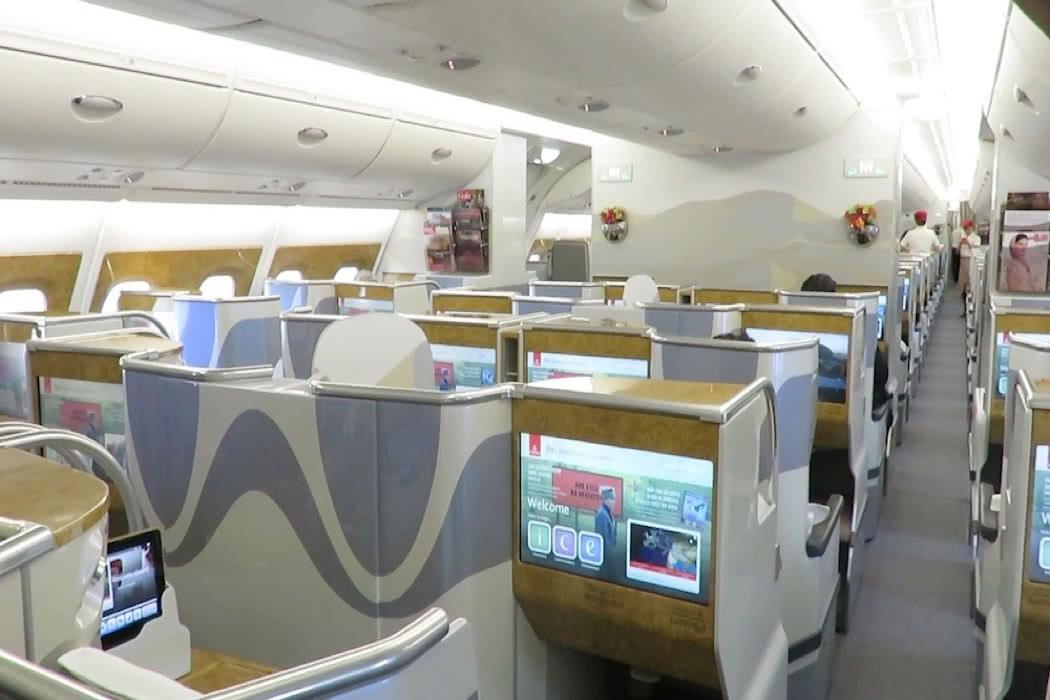 Flight Review: Emirates A380 Business Class Dubai To Düsseldorf