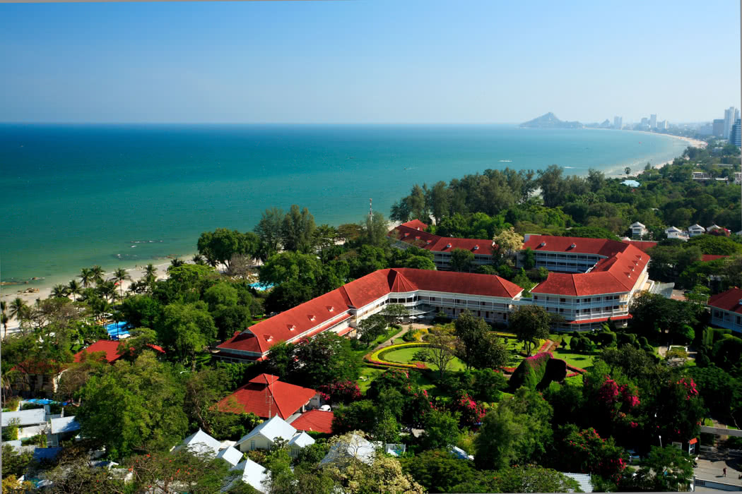 Hotel Review: Centara Grand Beach Resort & Villas, Hua Hin