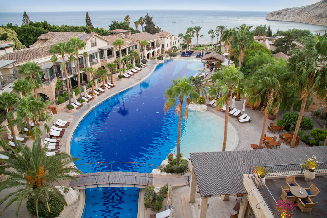 Hotel Review: Columbia Beach Resort, Pissouri Bay