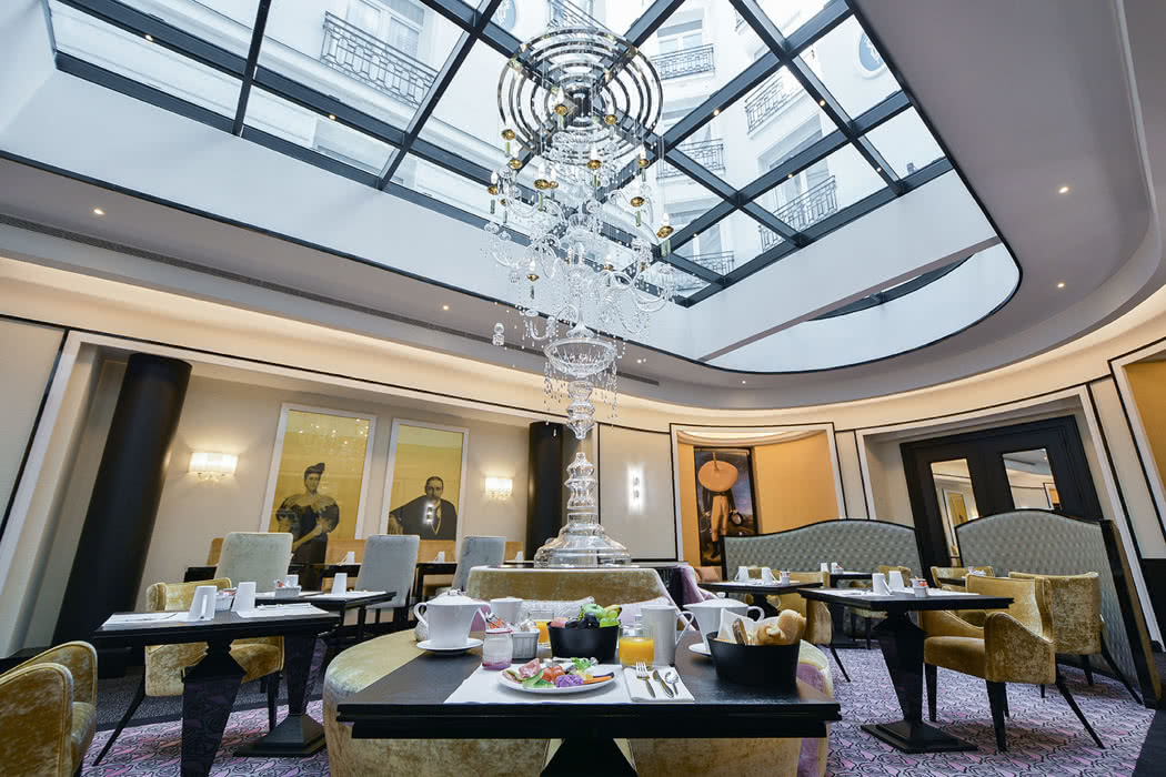 Hotel Review: Maison Astor Paris In The Parisian 8th District