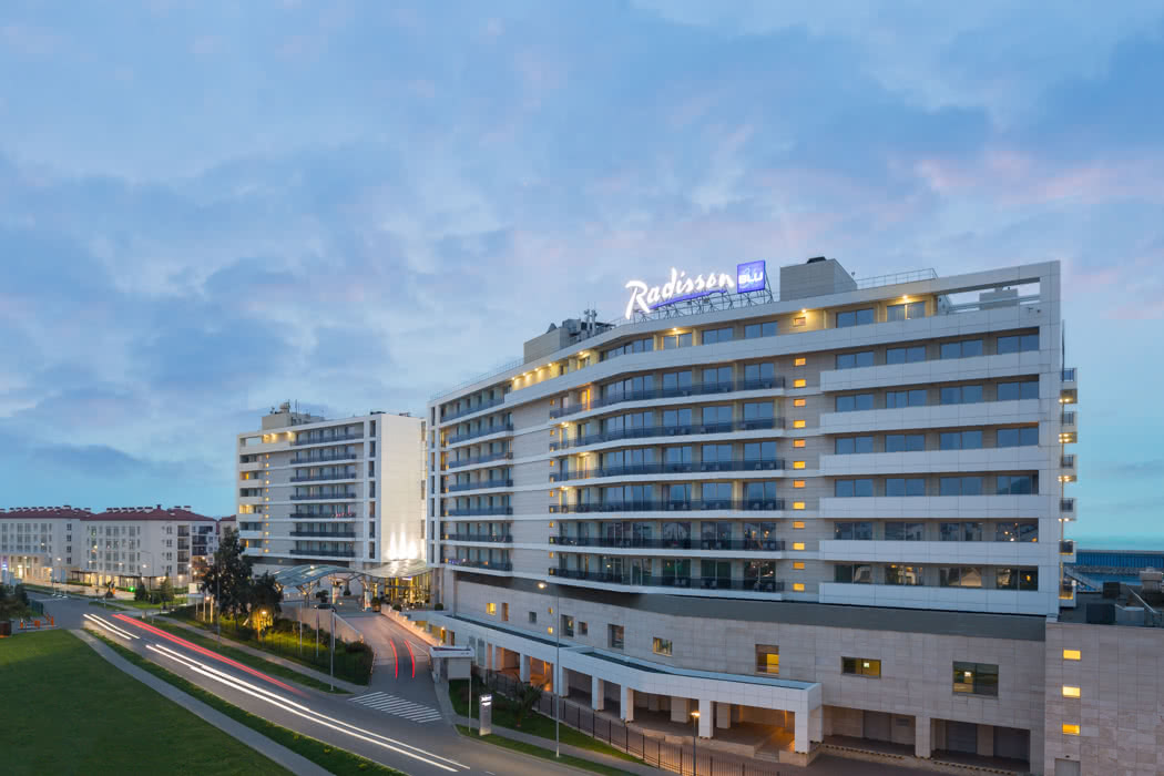 Hotel Review: Radisson Blu Resort & Congress Centre Sochi