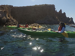 Athens Sea Kayak Morning / Sunset Tour For 4 Ppl in Greece