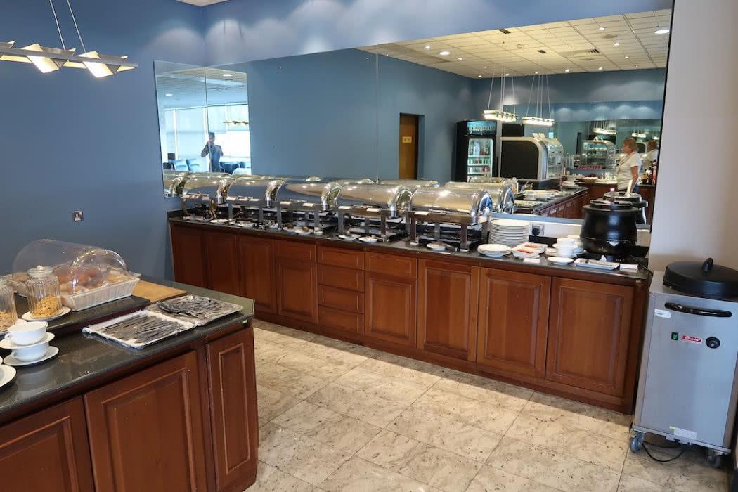 Review Araliya Lounge At Bandaranaike International Airport