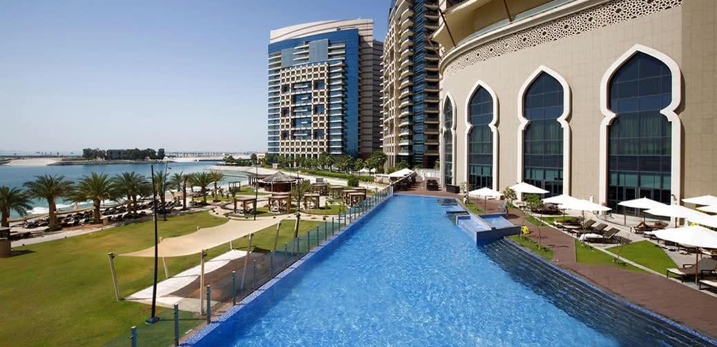Review: Bab Al Qasr Hotel & Residencies, Abu Dhabi, UAE