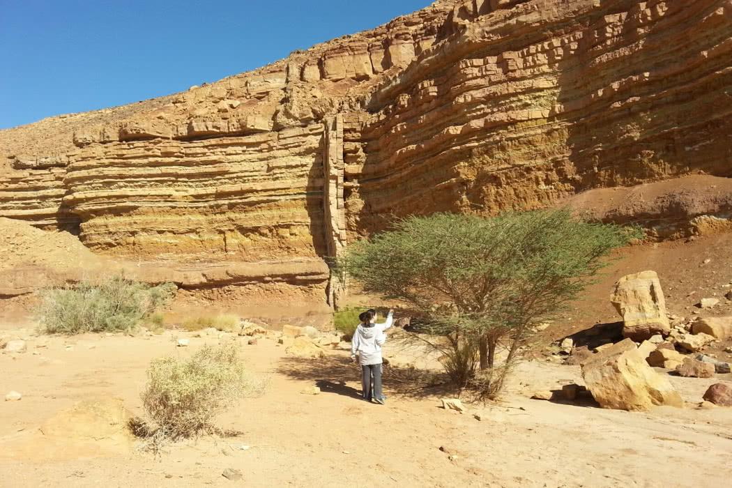 Review: Deep Desert Israel Mitzpe Ramon, Israel