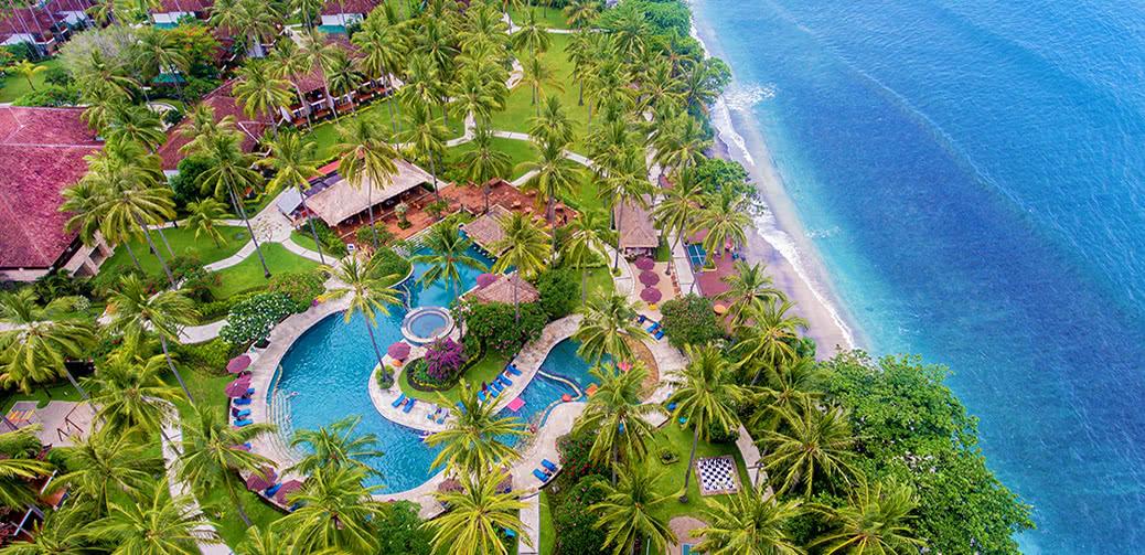 Review: Holiday Resort Lombok, Senggigi