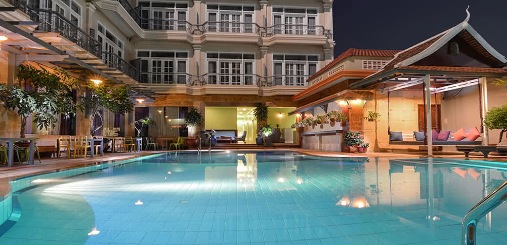 Review: Memoire Siem Reap Hotel, Cambodia