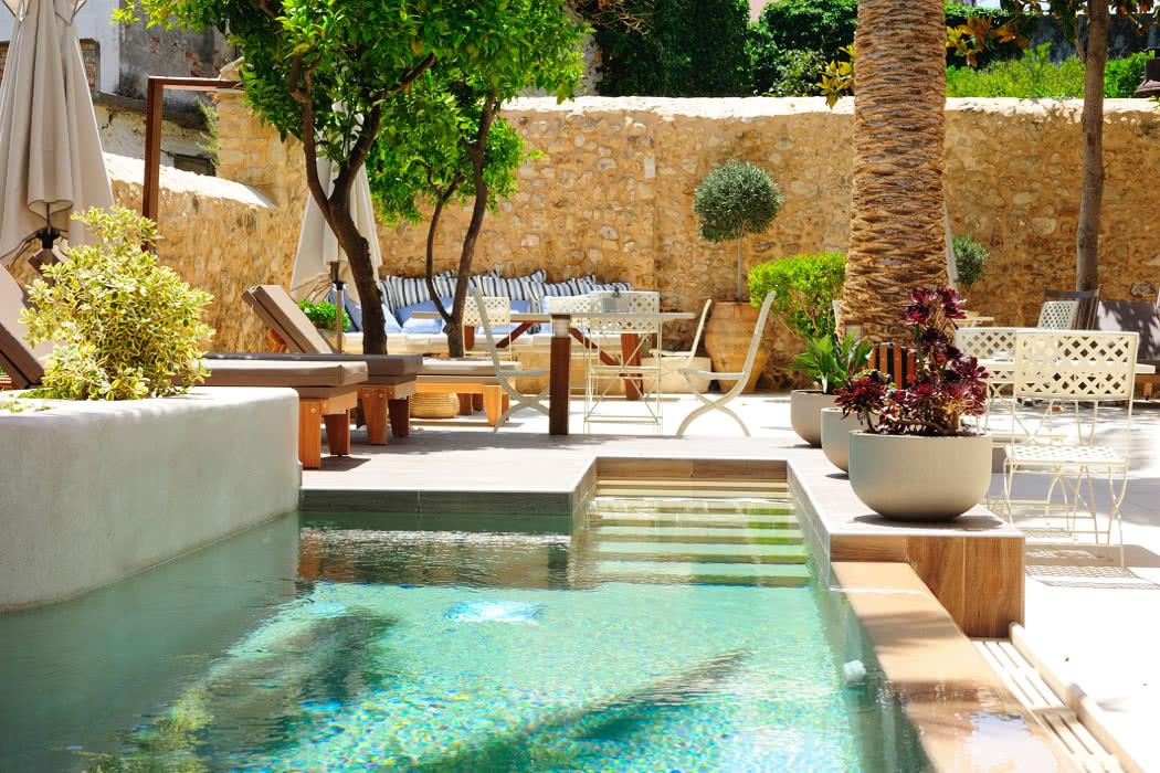 Review: Pepi Boutique Hotel, Rethymno, Crete