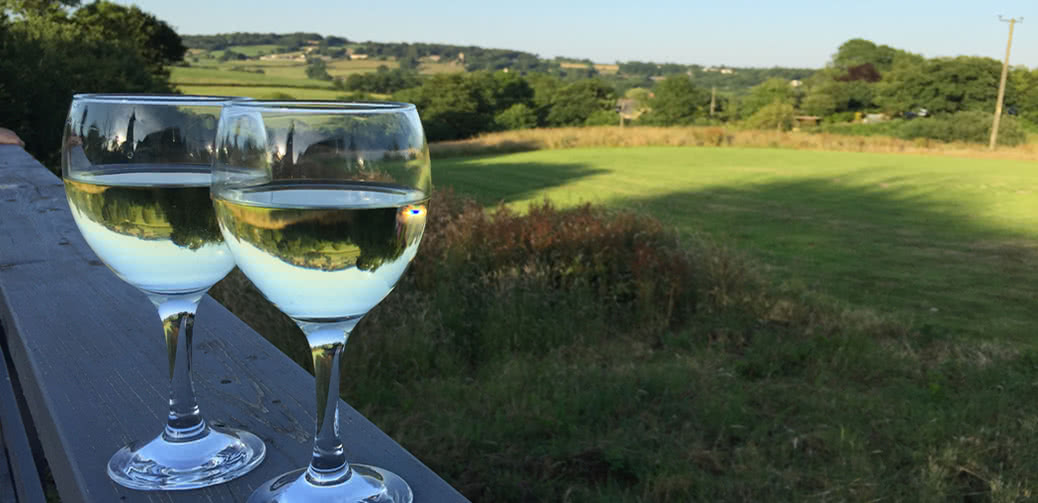 Review: The Cow Shed, Woodend Farm, Bishopswood, Somerset