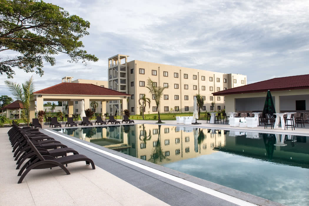 Review: The Farmington Hotel, Roberts International Airport, Liberia