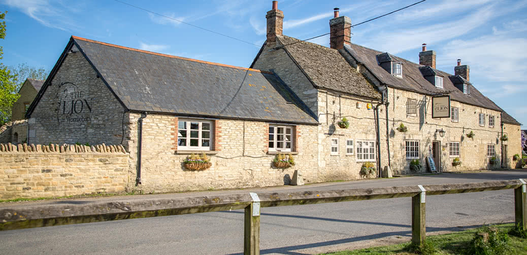 Review: The Lion, Wendlebury