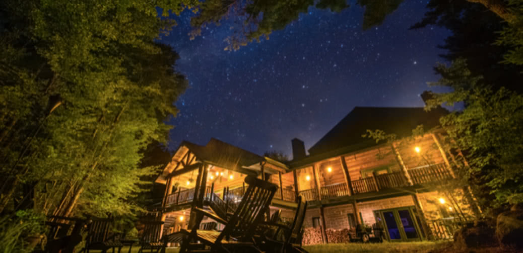 The Best Hotels in the World to See a Meteor Shower