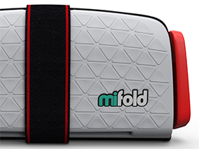 Your Choice Of mifold Portable Car Seat For 4-12 Year Olds