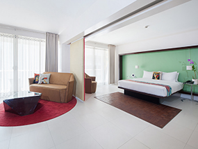 2 Nights In A Stylish Boutique Hotel in Makati City, Philippines
