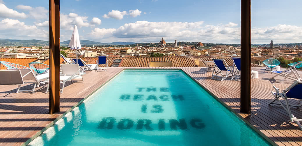 The Luxury of Modern Hybrid Hospitality in an Historic Palazzo