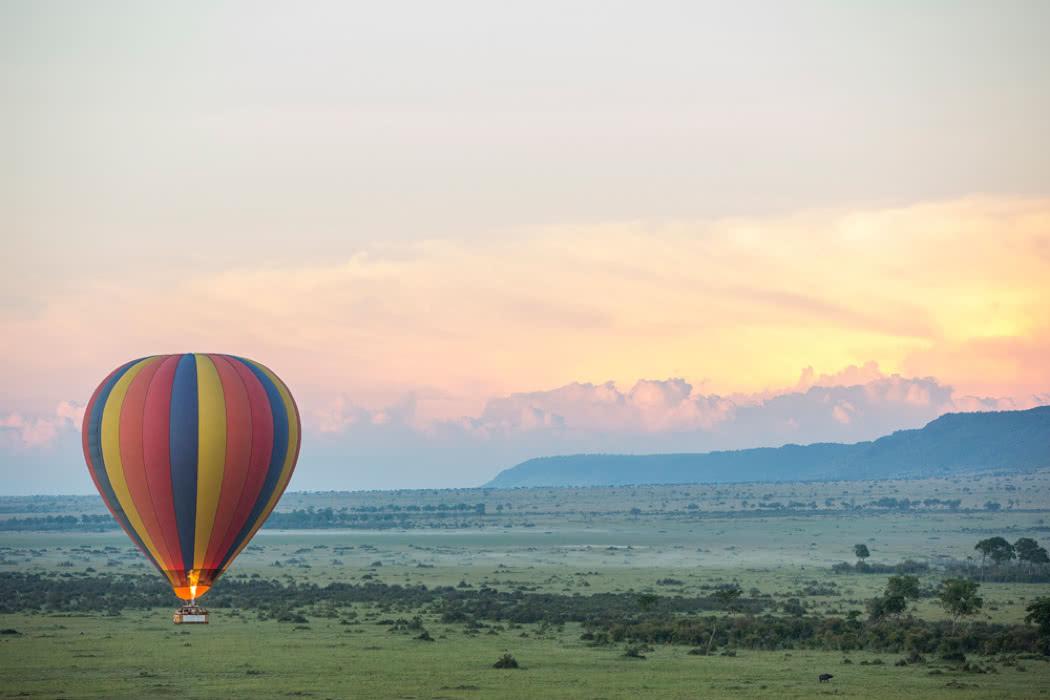 Review: Mara Engai Lodge, Masai Mara. On The Edge Of The Ololooo Escarpment