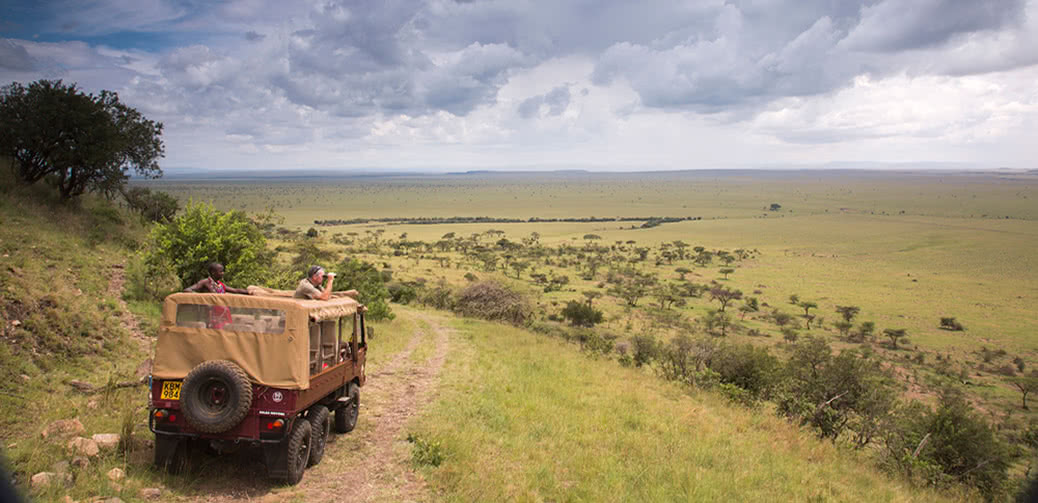Review: Mara Engai Lodge, Masai Mara. On The Edge Of The Ololooo Escarpment