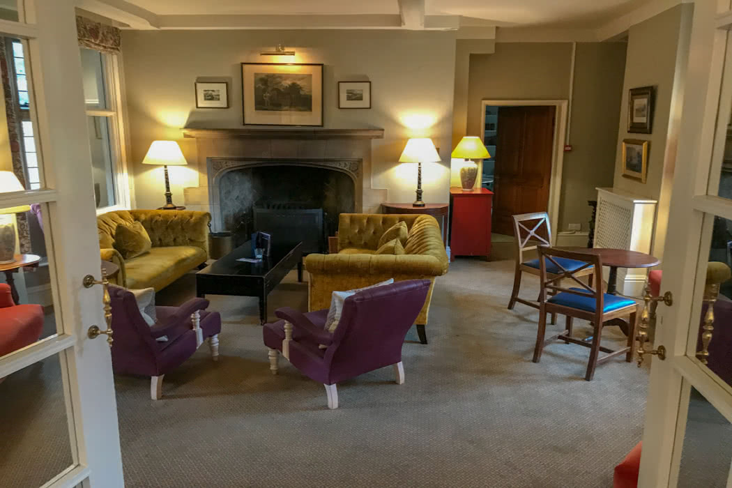 Review: The Old Bell Hotel. England's Oldest Hotel