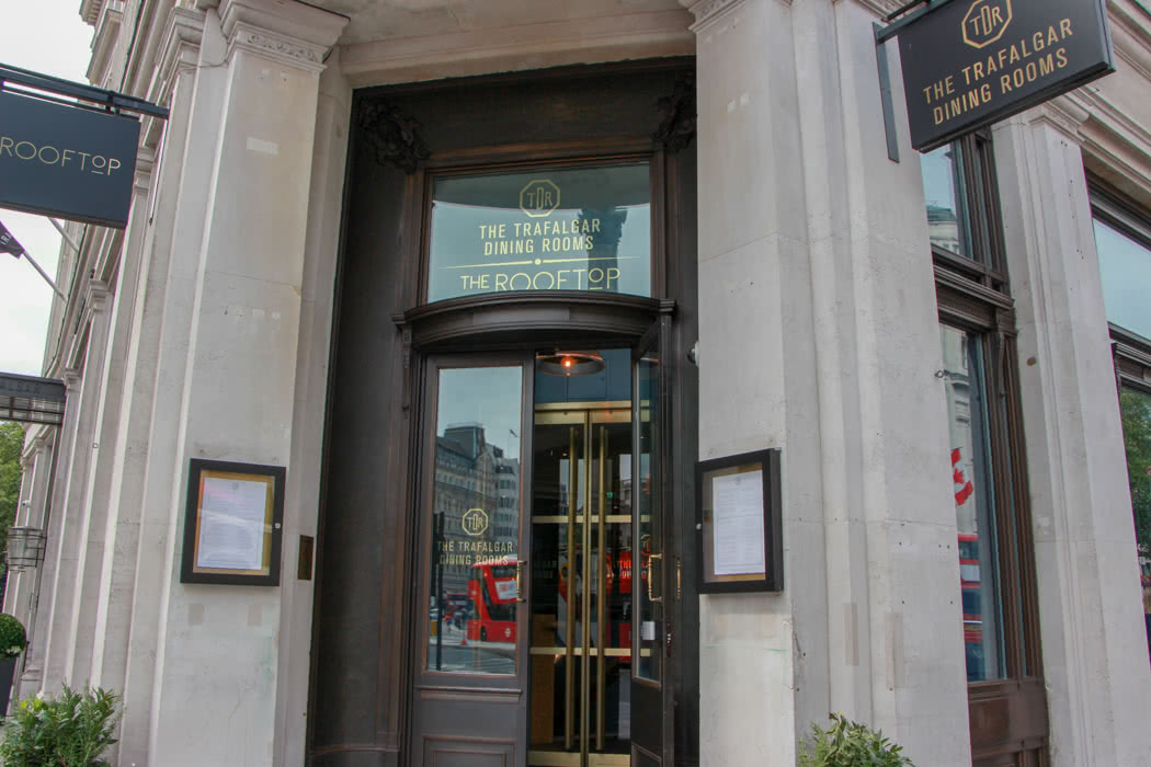 Review: The Trafalgar St. James London