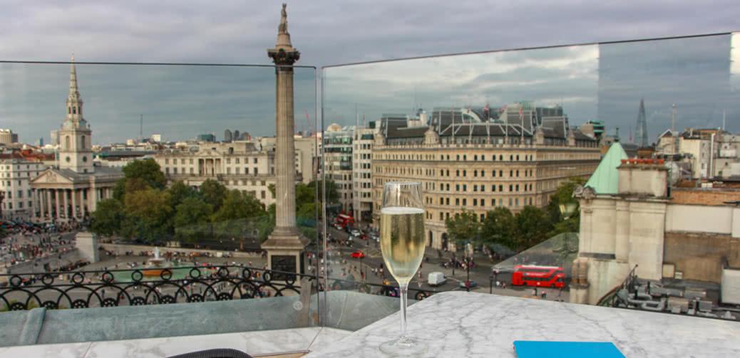 Review: The Trafalgar St. James London