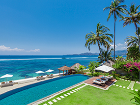 2 Nights For 8 Ppl In a 4 Bedroom Beach House In Bali