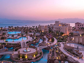 5 Nights At Kempinski Hotel Soma Bay, Safaga, Egypt