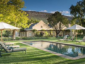 3 Nights At Mount Camdeboo Private Game Reserve, South Africa