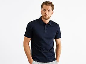 Your Choice Of Niccolò P. Polo Shirt In Egyptian Mako Cotton