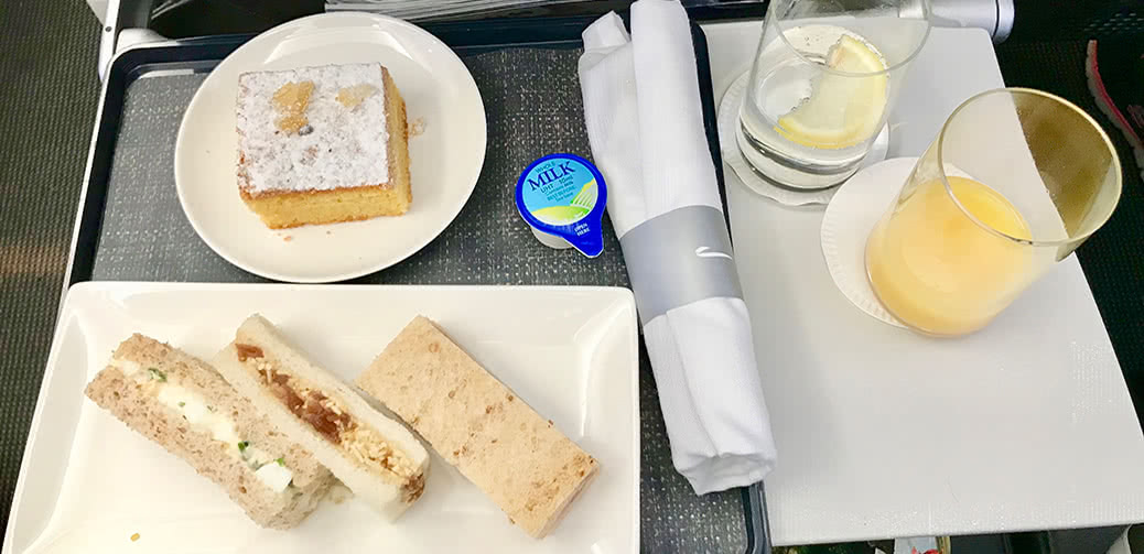 British Airways Launching Better Food On Your Next Flight!