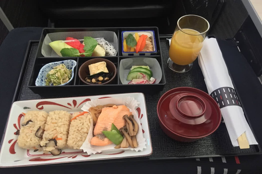 Flight Review: Japan Airlines JAL Sky Suites Bangkok to Tokyo