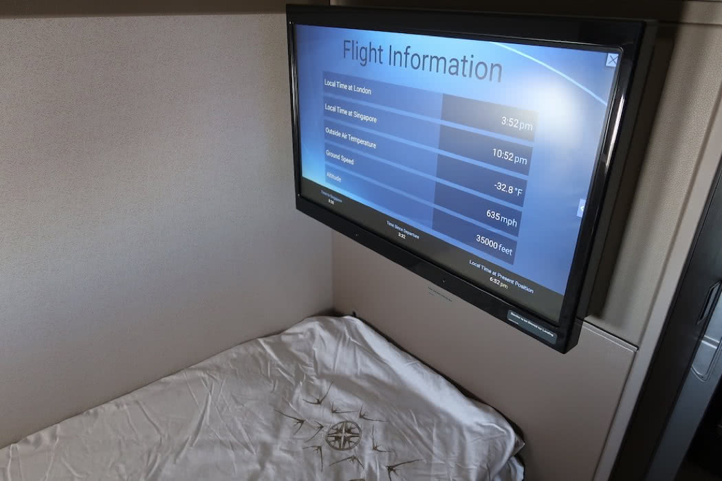 Flight Review: Singapore Airlines A380 First Class Suite From London Heathrow