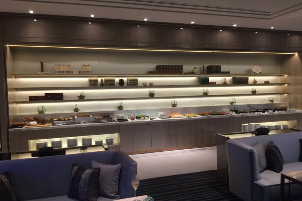 Best Executive Club Lounges In Kuala Lumpur Hotels