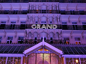 2 Nights Of Luxury At The Grand Brighton, East Sussex, UK