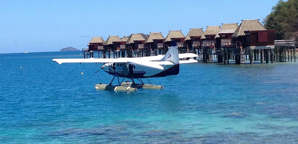 Pacific Island Air Review: Fijian Oceanside Resort Transfers In Minutes
