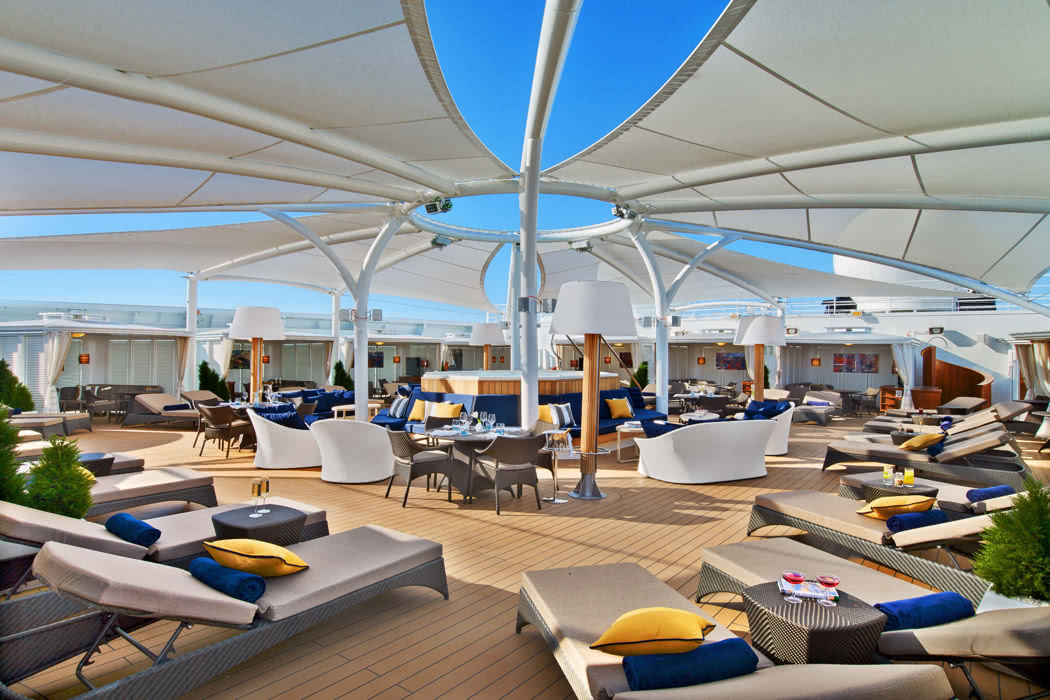 Ultra Luxury Cruising: Picture Review Of Seabourn's Amazing New Ovation Ship