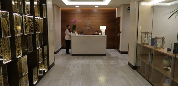 Review: Singapore Airlines SilverKris First Class Lounge, London Heathrow Airport