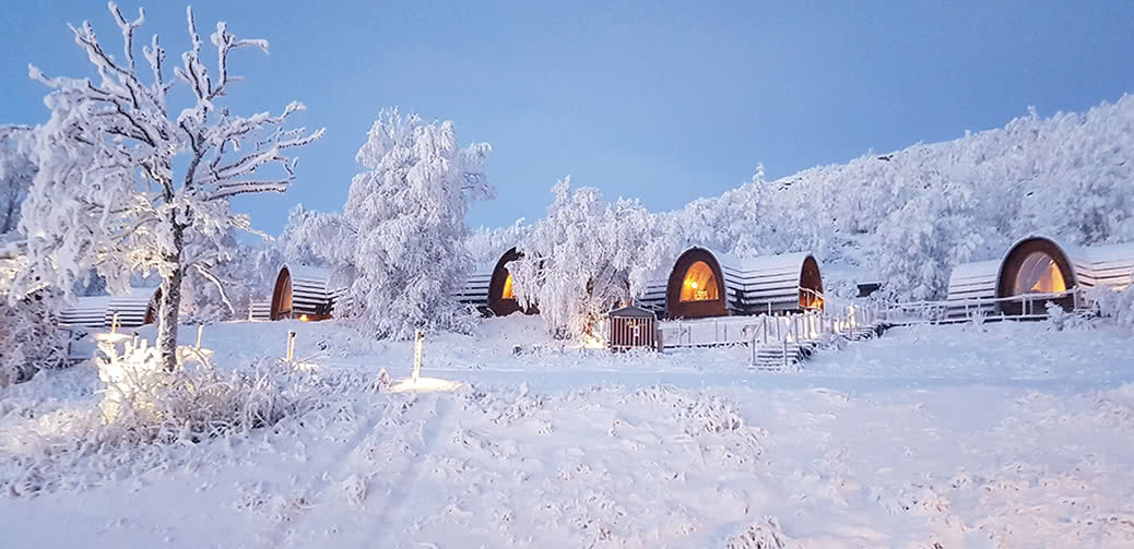 Review: Snowhotel Kirkenes For Magical Winter Adventures