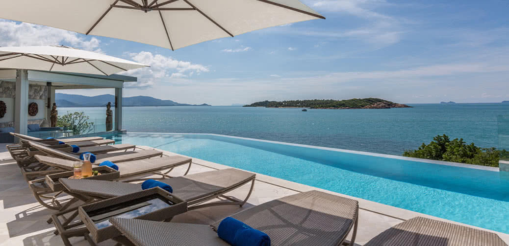 Yo Villa Review: A Luxury Oceanfront Villa In Koh Samui