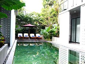 4 Nights At Solitaire Kamreuk Resort, Siem Reap, Cambodia