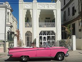 3 Nights For 8 Ppl In A Boutique House in Vedado, Havana, Cuba