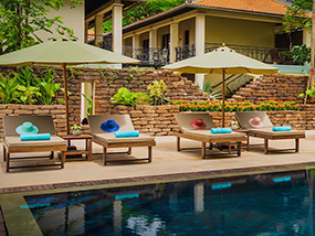 4 Nights At Heritage Suites Hotel, Siem Reap, Cambodia
