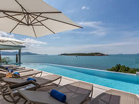 3 Nights For 8 Ppl  In A Luxury Villa In Koh Samui, Thailand